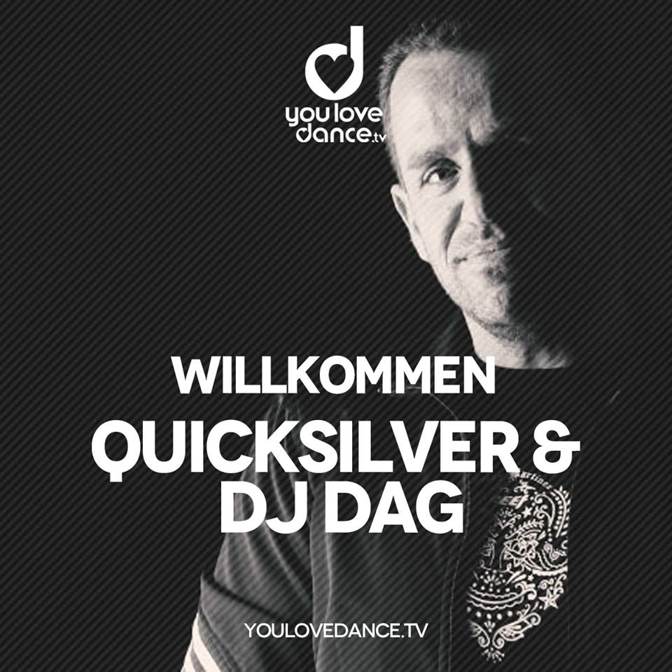 Coming soon... Dj Quicksilver & DAG -